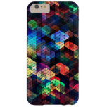 Stained Glass Effect Barely There iPhone 6 Plus Case