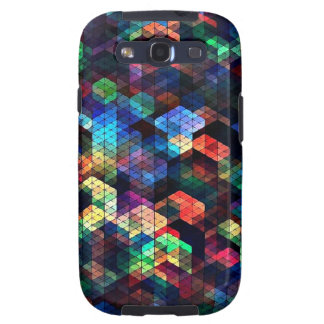Stained Glass Effect Galaxy S3 Cases