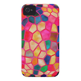 Stained Glass Embossed Ball Case-Mate iPhone 4 Case