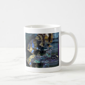 Stained Glass Fish Mug
