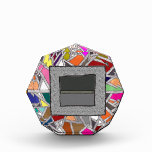 Stained Glass Grey Boxes Award