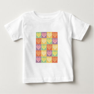 Stained Glass Hearts Tees