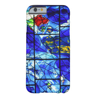 Stained Glass Impressionist Window Barely There iPhone 6 Case