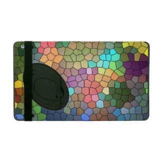 Stained Glass iPad Folio Case