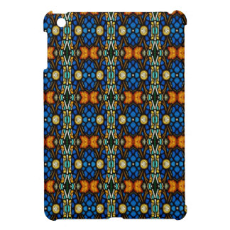 Stained glass iPad mini case