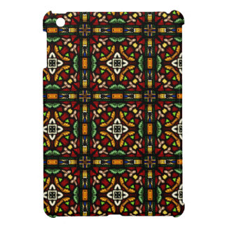 Stained glass iPad mini cases