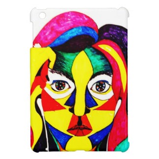 Stained Glass iPad Mini Cover