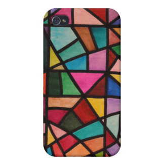 Stained Glass iPhone 4 Case
