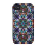 Stained Glass iPhone 4 Cases