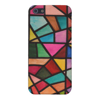 Stained Glass iPhone 5/5s Case