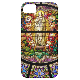 stained-glass iPhone 5 cases