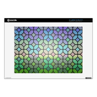 Stained Glass Laptop Skin