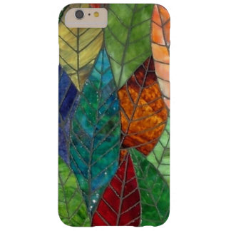 Stained Glass Leaves iPhone 6 Plus case