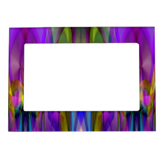 Stained Glass Look Magnetic Frame
