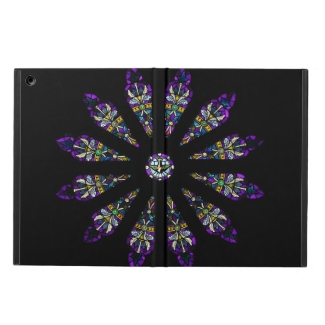 Stained Glass Mandala iPad Air Case
