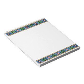 Stained Glass - Notepad