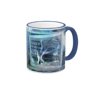 Stained Glass on Board Mug