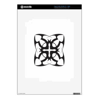 STAINED GLASS OPEN SKINS FOR iPad 2