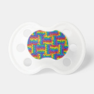 Stained Glass Pacifier