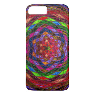 Stained Glass Pattern #3 iPhone 8 Plus/7 Plus Case