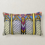 Stained Glass Pillows