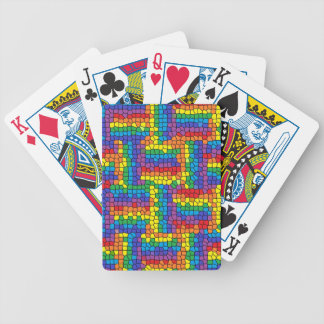Stained Glass Playing Cards