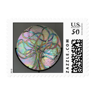 Stained Glass Postage (Lifes Lights)