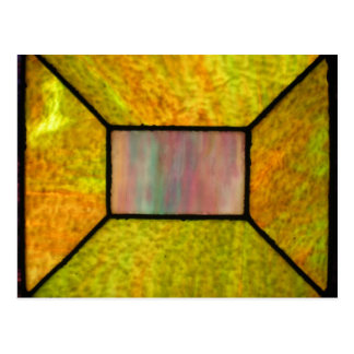 Stained Glass Postcards