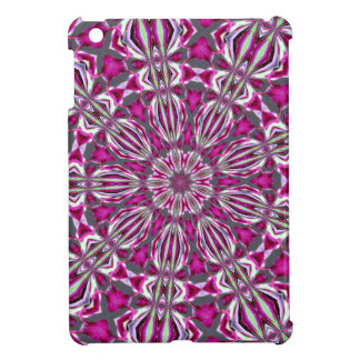 Stained Glass Redbud iPad Mini Cover