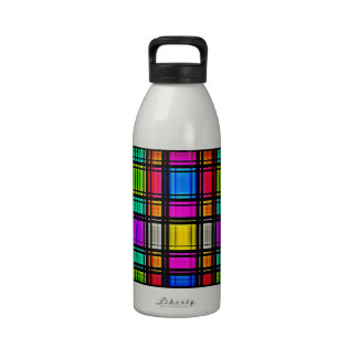 Stained Glass Reusable Water Bottle