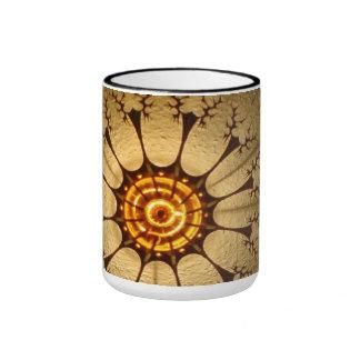 Stained glass - ringer mug