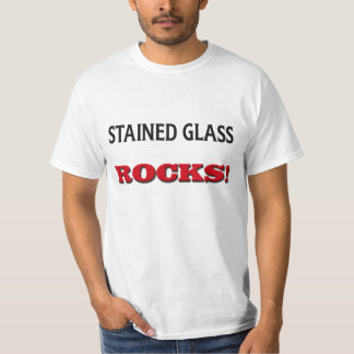 Stained Glass Rocks T-shirt