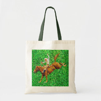 Stained Glass Rodeo Bag