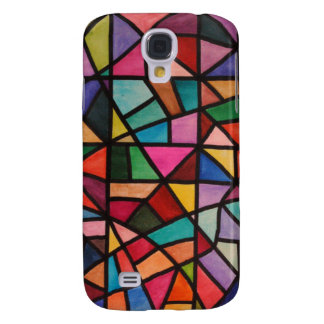 Stained Glass Samsung Galaxy S4 Case