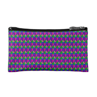 Stained Glass Simulation Cosmetic Bag
