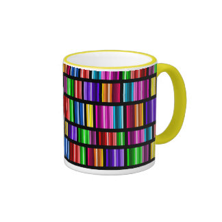 Stained Glass Spectrums Mug
