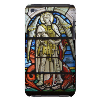 Stained Glass St Michael Helston Cornwall England iPod Touch Covers