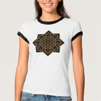 Stained Glass Star T-Shirt