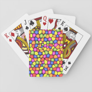 Stained Glass Texture Playing Cards! Card Decks