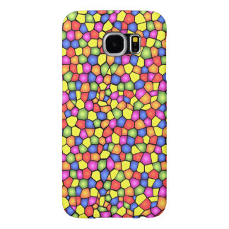 Stained Glass Texture Samsung galaxy S6 cases
