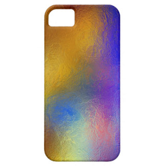 Stained glass, transparent colorful shiny window iPhone 5 cover
