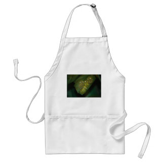 Stained Glass Tree Frogs Adult Apron