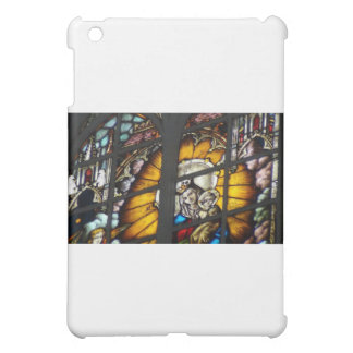 Stained Glass Virgin Mary and Jesus Case For The iPad Mini