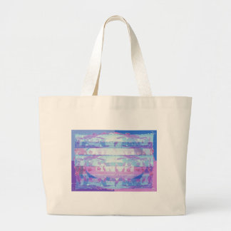 Stained Glass Waves : Navins Signature Style Canvas Bags