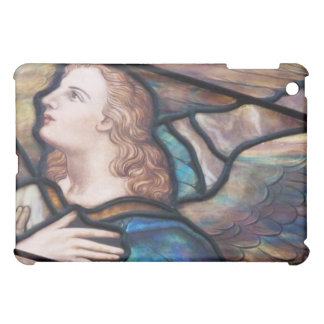 Stained Glass Window Angel  Case For The iPad Mini