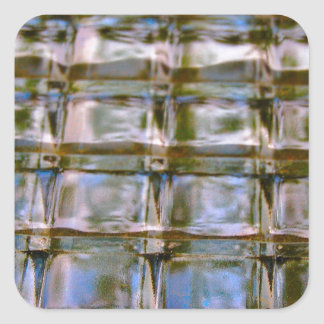 Glass Block Stickers Zazzle