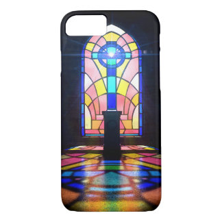 Stained Glass Window Church iPhone 7 Case