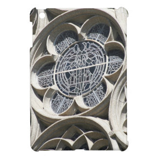 Stained glass window cover for the iPad mini