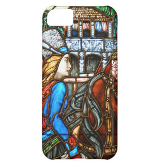 Stained glass Window - Fantasy Prince iPhone 5C Case