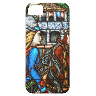 Stained glass Window - Fantasy Prince iPhone SE/5/5s Case